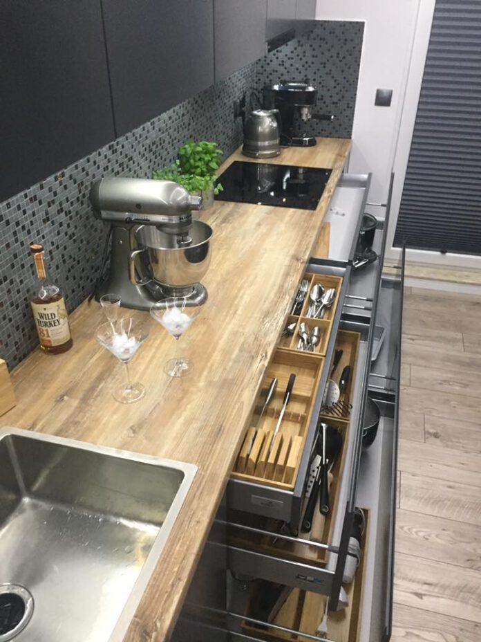 Kuchnie na wymiar Kraków